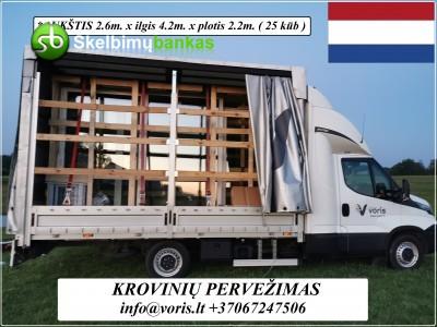 Lietuva - Olandija NL - LT