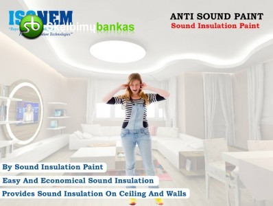 Garso izoliacija sienoms,luboms