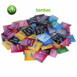Prezervatyvai internetu pigiau