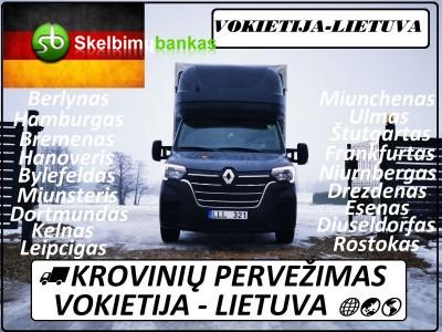 Iš Vokietijos  į Lietuvą