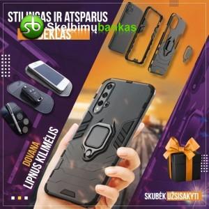 Stilingas telefono dėklas tinkantis populiariems SAMSUNG IPHONE HUAWEI XIAOMI modeliams
