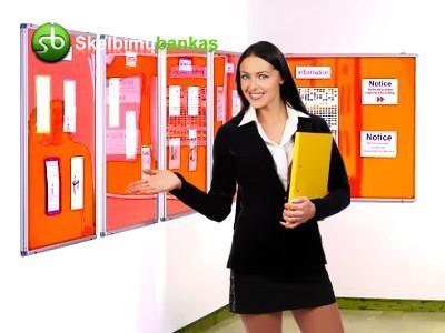 Parodų stendų gamyba ir nuoma, reklamos gamyba, plakatų spauda