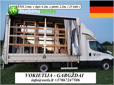 Gargždai - Vokietija