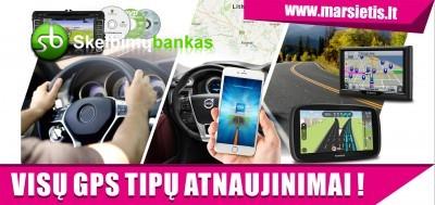 Tel: 867701977 - Specializuota GPS navigacijų parduotuvė Šiauliuose