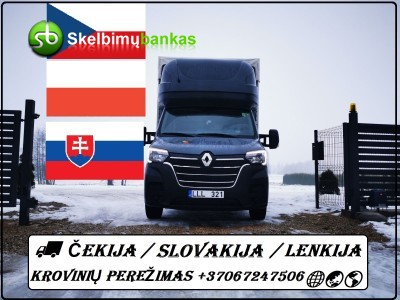 ČEKIJA / LENKIJA / SLOVAKIJA / LIETUVA