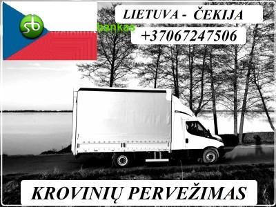 Lietuva - Cekija - Lietuva !