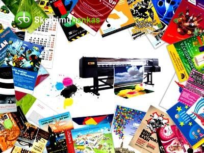 Dizaino ir reklamos darbai visoje Lietuvoje