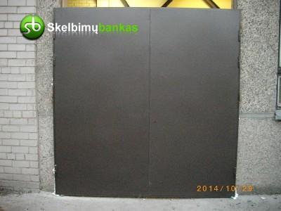 Metalinės durys: Nuosaviems namams, laiptinėms, rūsiams, sandėliukams, konteinerinėms, gamybinėms bei spec. paskirties patalpoms.